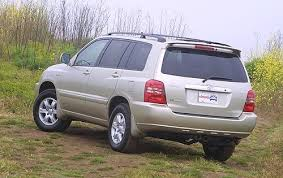 used car toyota highlander used 2001 toyota highlander for sale pricing features edmunds