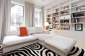 Modern Chic In SoHo - Modern chic interior design