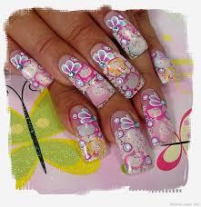 nails pink cute 2015