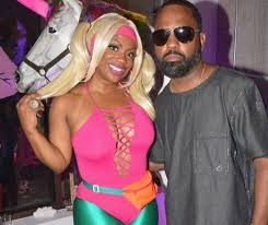 barbie costume for halloween kandi burruss and todd tucker dressed up as barbie and ken u2013 some