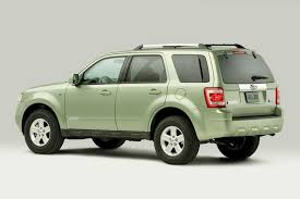 2009 ford escape overview cars com