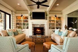 Ideas For Casual  Formal Living Rooms Comfy Casual Room And - Family room layout