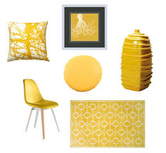 Yellow Home Accessories Yellow Home Décor Collection Yellow