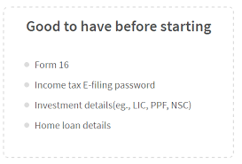 how to e file your income tax