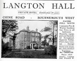 langton hall hotel 8 durley chine rd bournemouth dorset u2026 flickr
