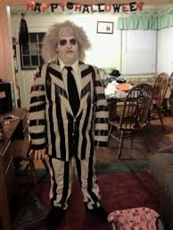 beetlejuice costume beetlejuice costume a costume construction and no sew on