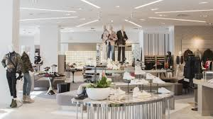 saks fifth avenue stakes its claim on s style in downtown n y c