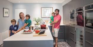 cuisine famille cuisine élégante et fonctionnelle chez florence et dali mobalpa