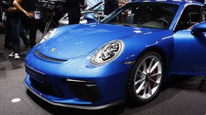 porsche 911 gt3 touring package 4 lista de carros