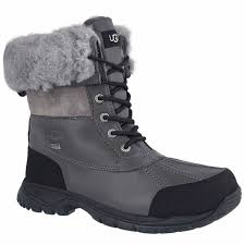 s waterproof winter boots australia ugg australia s butte sheepskin waterproof winter boot ebay