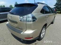 lexus is 330 for sale 2004 model lexus rx330 for sale at auction price in badagry sell