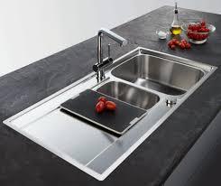 evier cuisine encastrable sous plan cuisine sur mesure choisir évier type d installation conseil