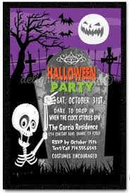 Halloween Costume Party Invitations Free Printable Halloween Invitations Adults