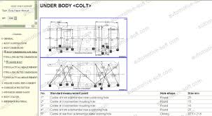 mitsubishi colt wiring diagram database wiring diagram