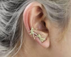 ear earings cuff wrap earrings etsy