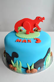 dinosaur birthday cake dinosaur birthday cake with topper kildare treats