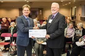 Banister Research Meetings Southwest Edmonton Seniors Association