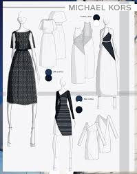 collection of dresses for michael kors on behance fashion