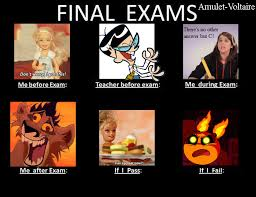 Memes About Final Exams - final exams meme by amulet voltaire on deviantart