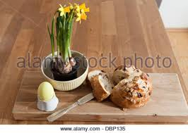 German Wooden Easter Decorations by Painted Wooden Easter Decoration Stock Photo Royalty Free Image
