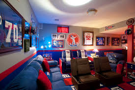images of sport themed basements sports themed basement ideas