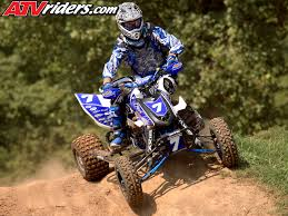 atv motocross joe byrd racing returns on honda trx 450r atv in 2011 joe byrd