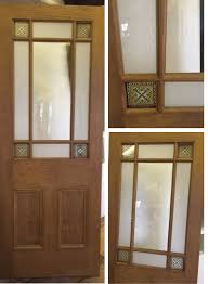 Interior Doors Glasgow Period Projects Stained Glass Doors Hampshire