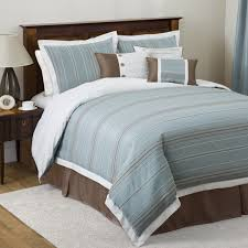 Wall Art For Bedroom by Bedroom Blue Comforter With White Rug And Brown Bed Plus Wood