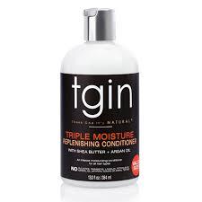 amazon com tgin moisture rich sulfate free shampoo for natural