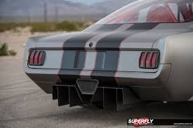 ford mustang superfly autos
