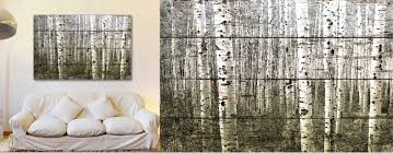 aspen wood wall wall designs birch tree wall aspen highlands reclaimed