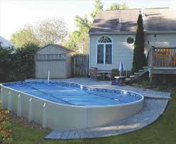 Above Ground Pool Landscaping Ideas Above Ground Pool Landscaping With Pavers Articlespagemachinecom