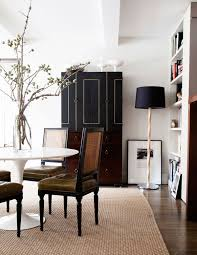 room of the week casual chic in a designer u0027s apartment coco
