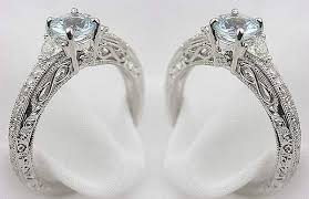 nouveau engagement rings nouveau engagement ring deco wedding rings marinush
