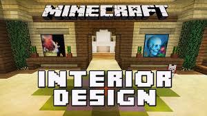 interior house designs minecraft home act