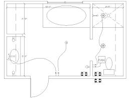 Bathroom Additions Floor Plans Bathroom Bathroom Remodel Floor Plans Fresh Home Design