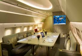 Private Plane Bedroom The 5 Most Luxurious Airplane Suites Making You Wish For The
