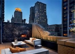 Inspiring Rooftop Terrace Design Ideas DigsDigs - Apartment terrace design