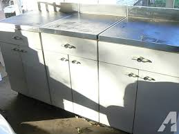 vintage metal kitchen cabinets set of 3 vintage metal kitchen cabinets 1930 50 retro style for