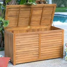 Large Storage Bench Waterproof Garden Box Storage Bench Garden Storage Cabinet Garden