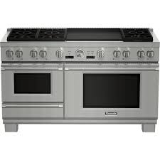 Gas Stainless Steel Cooktop Gas Ranges In Kitchen Appliances Pacific Sales