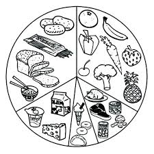 healthy food coloring pages preschool healthy food coloring pages preschool habits worksheets for