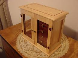 Free Wooden Jewelry Box Plans by Curly Maple Jewelry Box By Rlrjr Lumberjocks Com Woodworking