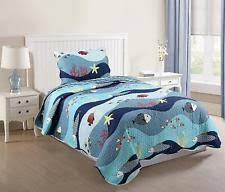 boys u0027 sea life nautical bedding ebay