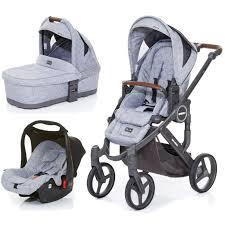 abc design mamba abc design mamba plus 3in1 travel system graphite grey kiddies