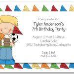 birthday boy invitations boy birthday invitations gangcraft