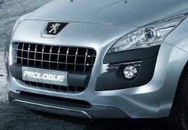 peugeot pars interior peugeot u0027s paris show prologue hybrid concept previews 3008 crossover