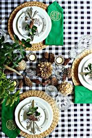 a bevy of thanksgiving tabletop ideas elements of style