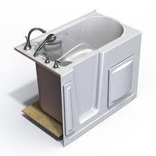 escape model 50 x 30 walk in tub bestbath