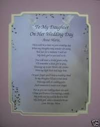Wedding Quotes Poems Daughter U0026 Son In Law Wedding Day Poem Gift Rose Poem